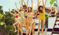Cựu 'thiên thần nội y' Alessandra Ambrosio cùng dàn mỹ nhân trình diễn bikini nóng bỏng