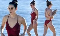 Con gái Bruce Willis từng để ngực trần xuống phố, khoe dáng với áo tắm