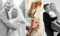 'Biểu tượng gợi cảm' Pamela Anderson kết hôn lần 6 ở tuổi 54