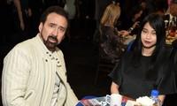 Tài tử 'Ma tốc độ' Nicolas Cage cưới vợ lần 5