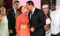 7 người đàn ông bước qua đời Jennifer Lopez trước bồ trẻ Alex Rodriguez là ai?