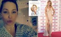 Ca sĩ Sarah Harding mắc ung thư vú, đã di căn lên cột sống