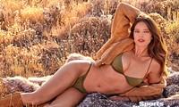 Sắc vóc gây mê của nàng mẫu Emily DiDonato lần thứ 6 được lên tạp chí áo tắm danh tiếng