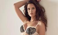 'Thiên thần sắc đẹp nước Ý' Bianca Balti khoe đường cong nóng bỏng với nội y