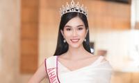 Á hậu Phương Anh chia sẻ khi tốt nghiệp thủ khoa Đại học RMIT