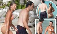 Sofia Richie hẹn hò tình mới ở biển sau chia tay 'trai hư' Scott Disic