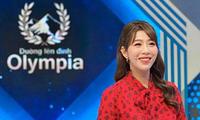 MC Diệp Chi viết 'tâm thư' chia tay 'Đường lên đỉnh Olympia' sau 5 năm gắn bó