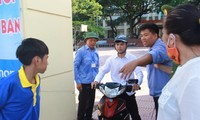 Quảng Ninh: Tới nhầm điểm thi vì ôn bài khuya quá