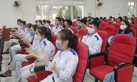 Hơn 2.000 giảng viên, sinh viên Hải Phòng tình nguyện tham gia chống Covid-19