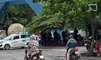 Công an nổ súng trấn áp nhóm thanh niên hỗn chiến trước cổng trường đại học