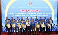 Đoàn Than Quảng Ninh tuyên dương thanh niên tiên tiến làm theo lời Bác
