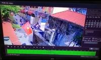 """Xuất hiện clip tố vụ """"học sinh Hải Phòng đứng nắng trước cổng trường"""" là dàn dựng"""