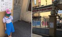 Vụ học sinh đứng nắng ở cổng trường: Nhà trường nhận trách nhiệm