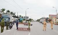 Quảng Ninh phong tỏa một xã sát thành phố Chí Linh - Hải Dương
