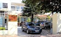 Trụ sở Sở GD&ĐT Gia Lai nơi ông Nguyễn Tư Sơn và ông Sửu công tác