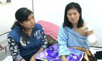 Cô giáo Tiền bị mất cánh tay khi vượt 130km đến trường