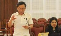 Ông Đặng Phan Chung. Ảnh Hồng Thi
