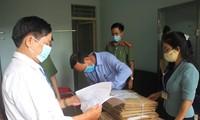 Cơ quan chức năng tỉnh Gia Lai thực hiện nghiêm túc, bảo mật khâu vận chuyển đề thi