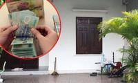 Nhà bà Lê Thị Thương thời điểm công bố vỡ nợ