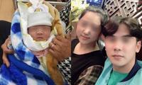 Bé sơ sinh được nhận nuôi và chị N.T.T.T và chồng trước khi mất tích