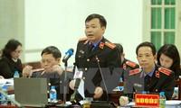 Đại diện Viện kiểm sát cho rằng đủ căn cứ chứng minh Trịnh Xuân Thanh phạm 2 tội Tham ô và Cố ý làm trái...