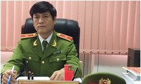 Thiếu tướng Nguyễn Thanh Hóa, nguyên Cục trưởng Cục Cảnh sát phòng chống tội phạm công nghệ cao (C50) - Bộ Công an.