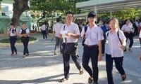 Khánh Hoà cho học sinh, sinh viên nghỉ học để tránh bão
