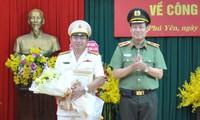 Phó giám đốc Công an Gia Lai làm Giám đốc Công an tỉnh Phú Yên