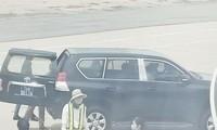 Tỉnh uỷ Phú Yên nói gì vụ Phó Bí thư dùng xe biển xanh đón sát máy bay?