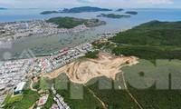 Dân bất an khi dự án đô thị hướng biển Nha Trang nổ mìn liên tục