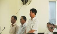 Vợ cựu giám đốc Sở Tài nguyên cho rằng chồng không có tội