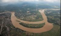 Sông Hồng. Ảnh: Vietnamnet