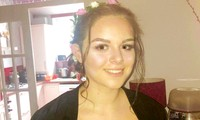 Olivia Campbell, 15 tuổi, vẫn chưa rõ tung tích sau vụ tấn công. Ảnh: Telegraph.