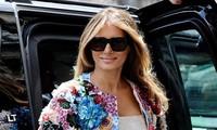 Bà Melania Trump 'trả thù' các nhà tạo mẫu