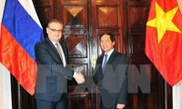 Nga ủng hộ giải quyết hòa bình tranh chấp trên biển Đông