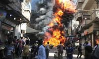 Syria thiệt hại 226 tỷ USD vì nội chiến