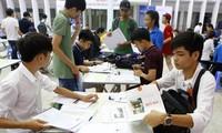 """Lần đầu tiên có thông tin cho người học về """"sức khỏe"""" của nhiều trường ĐH tại Việt Nam. Ảnh: Như Ý."""