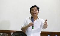 Ông Nguyễn Thuỷ Nguyên - Chủ tịch Vivaso bị phản ứng gay gắt.