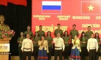 Giao lưu nghệ thuật kỷ niệm 100 năm Cách mạng Tháng Mười Nga