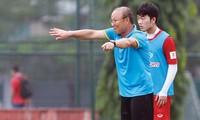 Tài năng của HLV Park Hang Seo sẽ được kiểm chứng qua giải đấu tại Thái Lan đầu tháng 12 tới và VCK U23 châu Á vào đầu năm 2018. Ảnh: VSI.