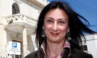 Daphne Caruana Galizia - nhà báo không biết sợ của Malta. Ảnh: BBC.