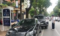 Mặc dù số lượt xe ít hơn nhưng Sở GTVT Hà Nội cho biết, doanh thu từ đỗ xe iParking đang tăng 33% so với đỗ xe truyền thống.