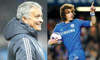 Mourinho sẽ tái hợp trò cũ David Luiz trong thời gian tới?.