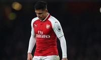 Sanchez không còn muốn cống hiến cho Arsenal. Ảnh: GETTY IMAGES.