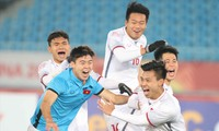 U23 đã có những chiến thắng đầy bản lĩnh.