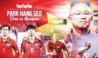 HLV Park Hang-seo: Cầu thủ Việt Nam chẳng kém cạnh Nhật Bản, Hàn Quốc