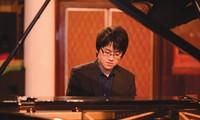 Với tài năng và sự say mê, Lưu Đức Anh đã trở thành nghệ sĩ piano ở tầm quốc tế. Ảnh: NVCC.