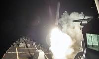 Mỹ dọa tấn công Syria, Nga cảnh báo đáp trả