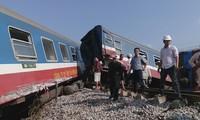 Bộ trưởng GTVT ở đâu khi tai nạn đường sắt liên tiếp xảy ra?