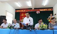 Kết luận ban đầu cho thấy chưa xác minh được số lượng bài thi trắc nghiệm tại Sơn La bị can thiệp điểm. Ảnh: Nghiêm Huê.